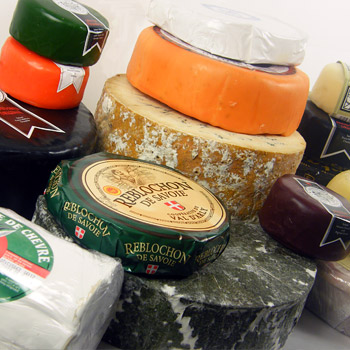 Deli Cheese Selection